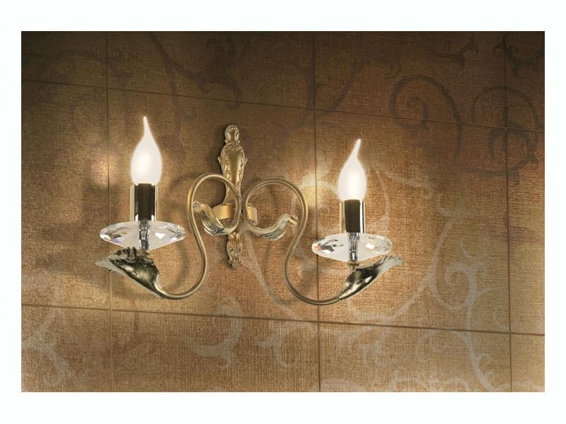 Varsailles applique, Wall lighting for modern homes