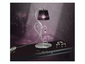 Venezia table lamp, Original table lamp, for sumptuous bedrooms