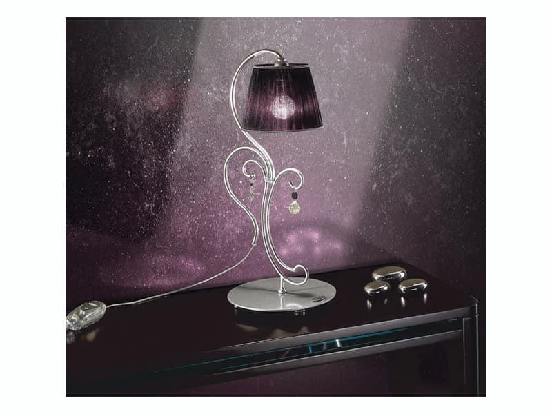 Venezia table lamp, Original table lamp, for sumptuous bedrooms