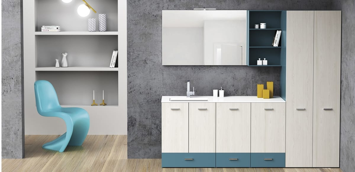 Torana TR 032, Laundry cabinet with drawers