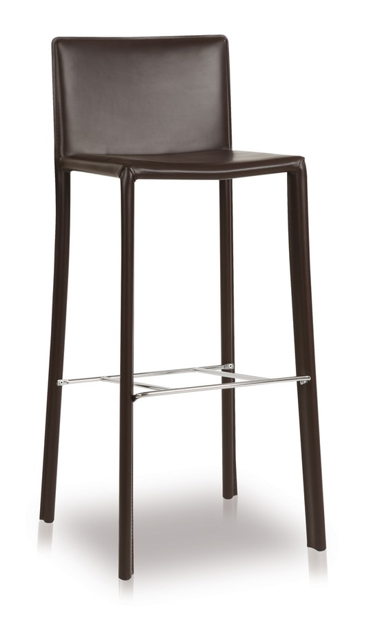 Jack, Stool covered in leather