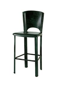 Victoria, Thick Leather Stools