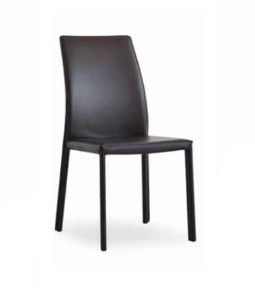 Giselle-B, Leather chair for dining room