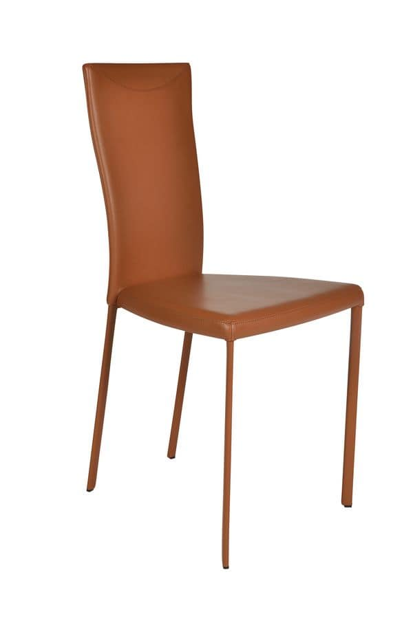 Miane, Leather chair for bars and restaurants
