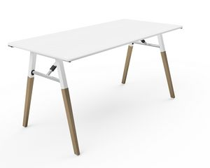 A-Fold AF1575, Rectangular table for meetings, conferences and banquets