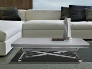 Art. 764 Happening, Convertible table with adjustable height