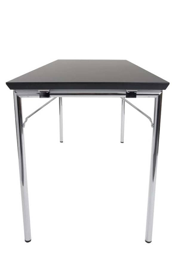 Conference H, Folding table for meeting rooms, stackable table for conference