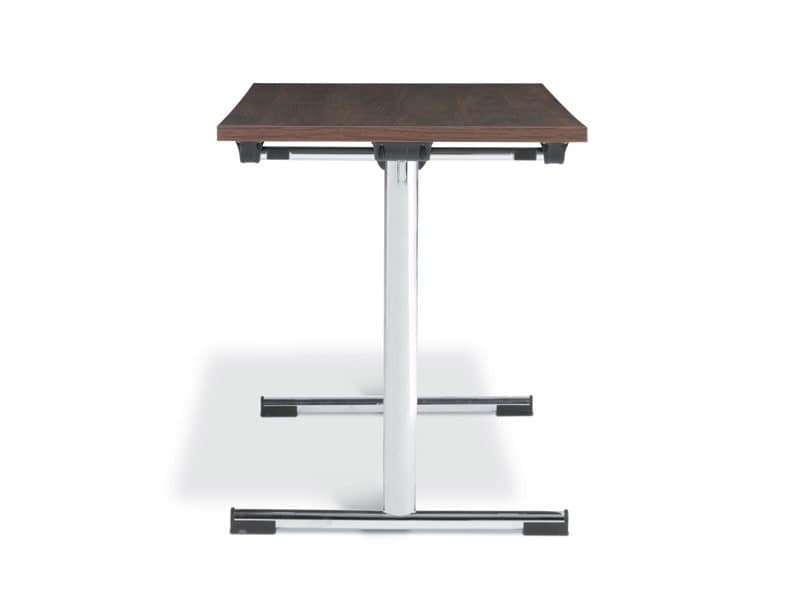 Folding Table For Conference Rooms And Meeting Rooms IDFdesign - Height adjustable meeting table