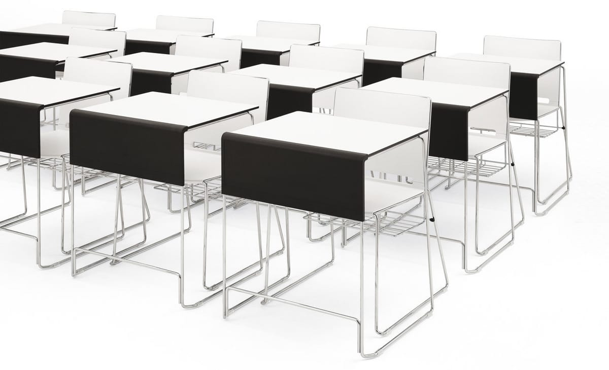 Galileo, Stackable bench for schools