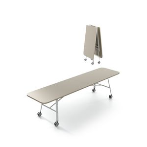 Tam Tam, Space-saving folding table