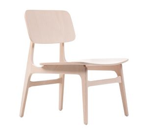 ART. 310-LE ROSE, Wooden lounge chair