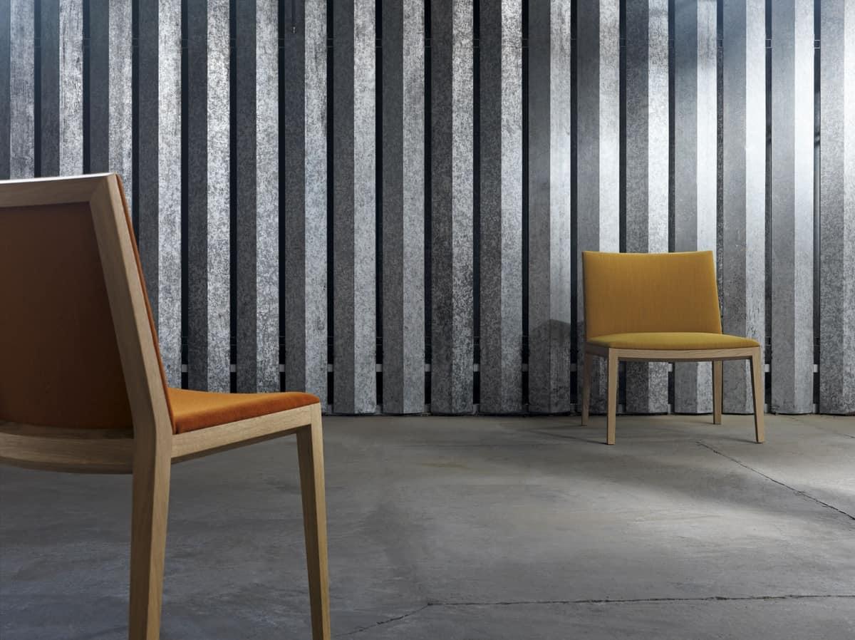 Bianca Light XXL/FU, Lounge armchair with large seat