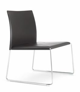 Bizzy easy chair 10.0163, Comfort chairs for waiting area