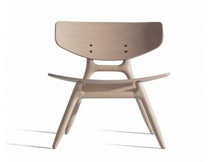 Eco 501M, Wooden lounge chair