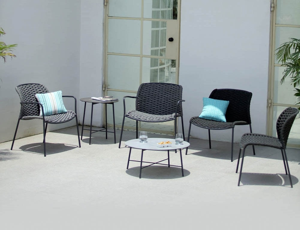 SLICK LOUNGE, Outdoor lounge chair