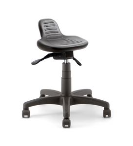 Confort 01, Low stool on wheels