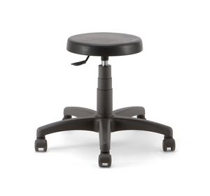 Duke 01, Stool on castors