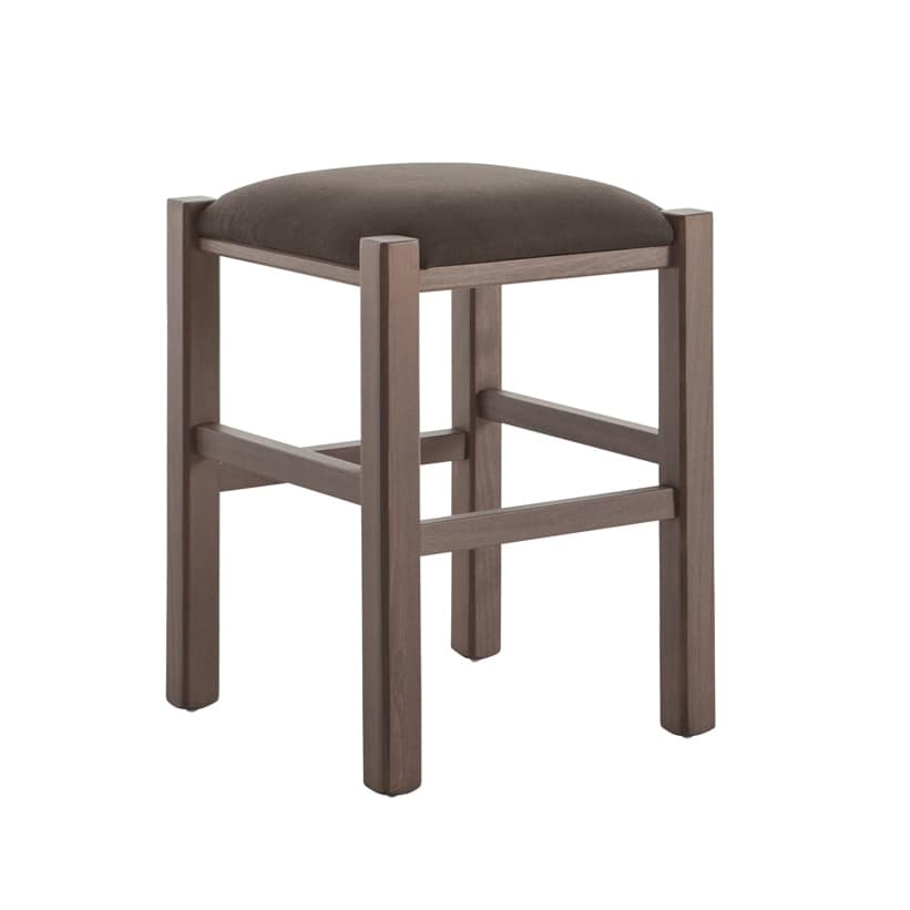 RP425Z h.48, Low wooden stool