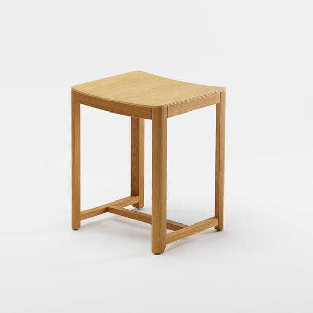Seleri stool, Low wooden stool
