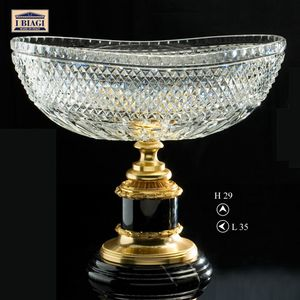 100Mxxx, Decorative accessories in crystal and marble