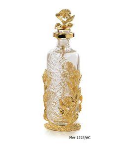 Art. MER 1223/AC, Elegant perfume bottle