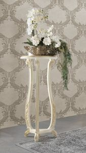 Diamante Art. 832, Lacquered flower stand