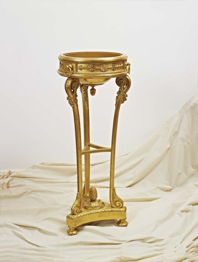FLOWER HOLDER ART. AC 0010, Planter neoclassical for hotels and villas