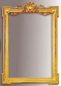 FRAME-MIRROR ART. CR 0015, Frame in French Empire style, for classic villas