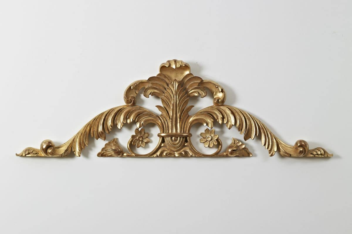 FRIEZE ART. AC 0014, Fregio1800 in carved wood for residential use