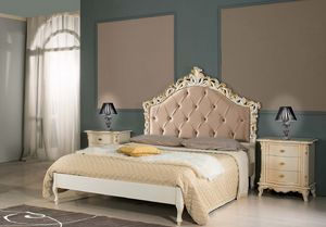 Art. 3794, Classic luxury bed