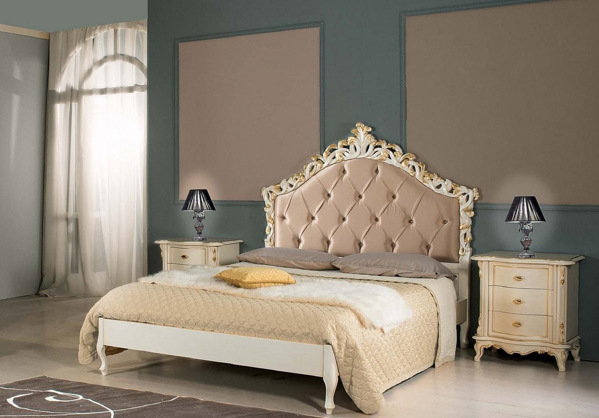 Art. 3794, Classic luxury bed
