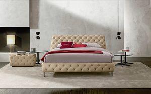 Boheme, Artisan capitonn� bed