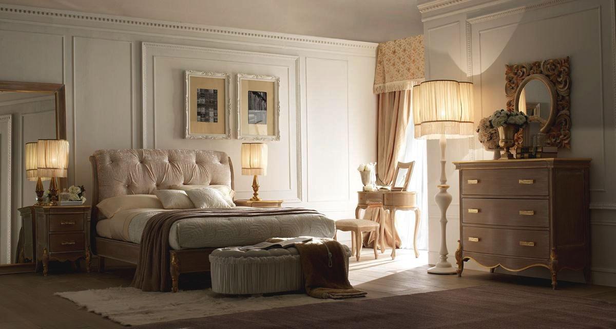 Fru-Fru bed, Bed with soft fabric headboard