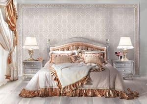 Lisa C/361/3, Hand decorated bed, Luxury style