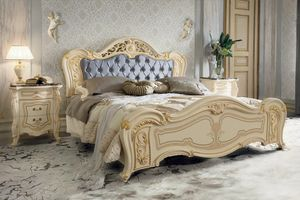 Opera bed, Luxury classic bed