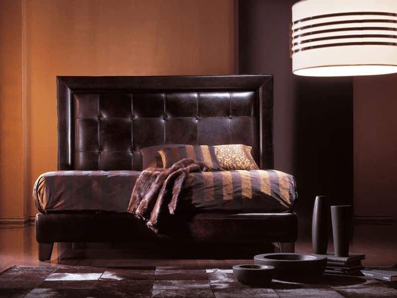 Palladio, Solid bed Hotel bedroom