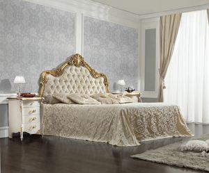 Vivaldi Art. 501 - 502, Luxurious classic bed