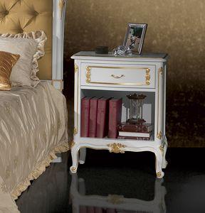Art. 360/L, Louis XV style bedside table