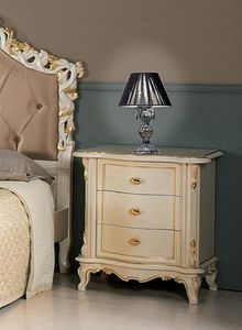Art. 3798, Liberty style bedside table