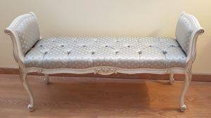 Art. 075, Bench with capitonné padding