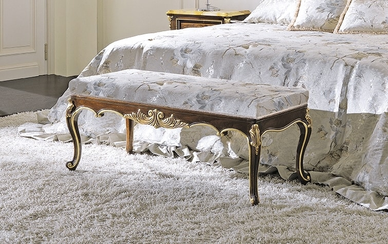 ART. 2611, Padded bed bench