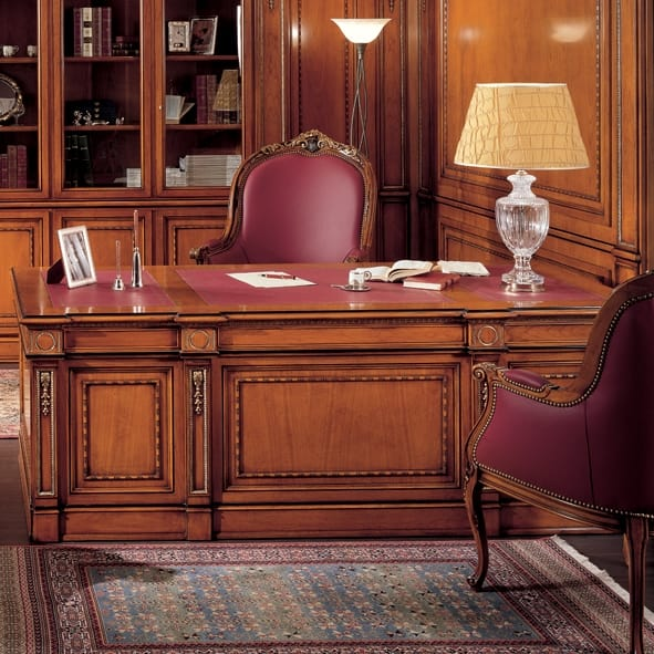 Bookcase 1910, Classic style bookcase for office