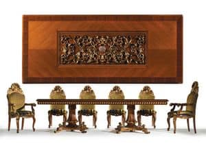 Hermitage, Table in classic luxury style