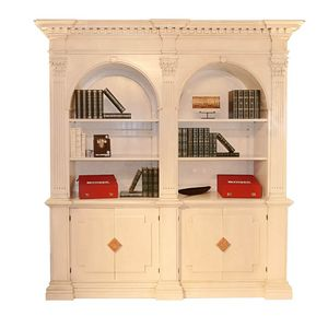Montignoso ME.0129, Classical bookcase with two doors