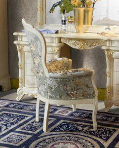 Madame Royale armchair, Classic style armchair