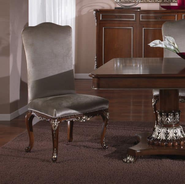 3625 CHAIR, Classic style chair suited for dining room