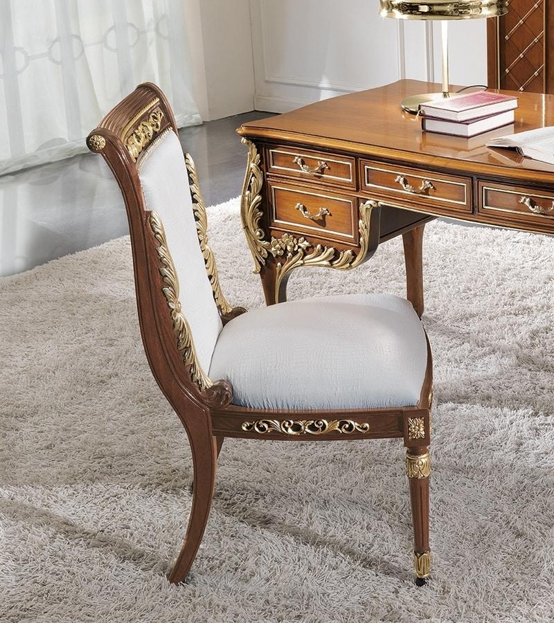 ART. 2364S, Classic walnut chair