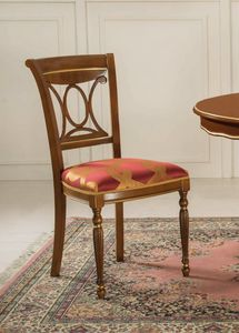 Art. 3506, Dining chair with padded seat