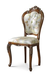 5009/S, Classic chairs with capitonn� backrest