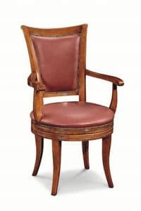 Art. 529g, Classic chair with padding with nails
